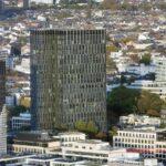 WestendDuo Frankfurt - Bürogebäude der DWS Grundbesitz im Westend - Deutsche Bank Hochhaus - Büros Westend mieten