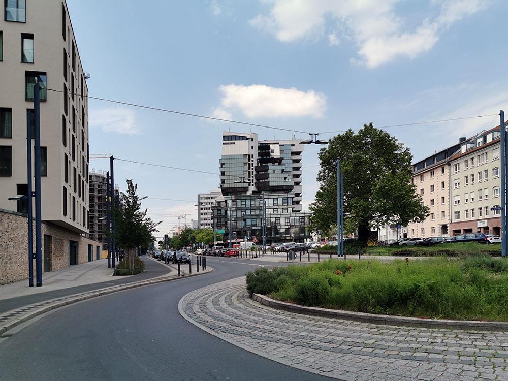 Berliner Straße in Offenbach am Main