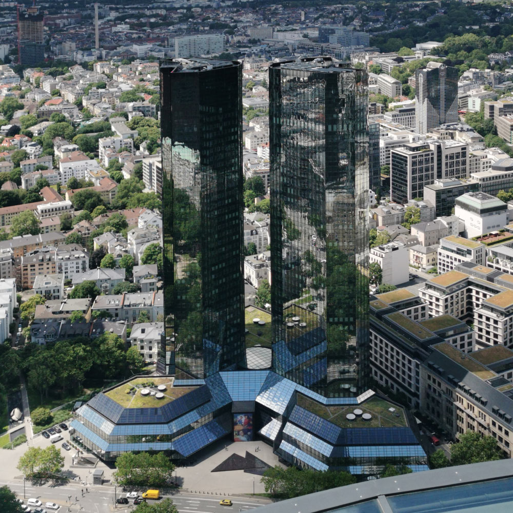 Deutsche Bank Hochhaus