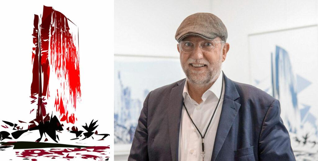 Die Blutbank - EZB Fotokunst von Jürgen Schmidt-Lohmann - Gratofafie