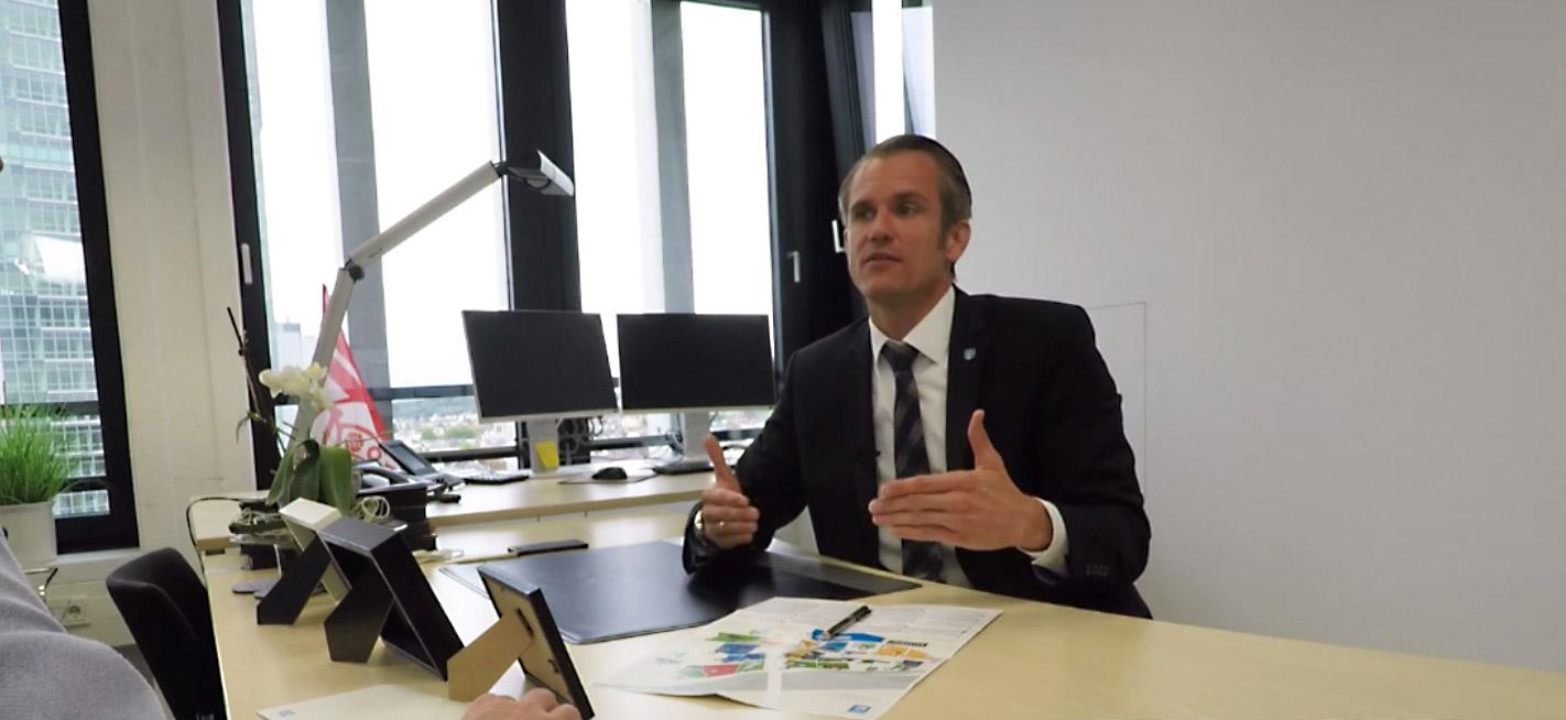 Felix Schwenke - Bürgermeister Offenbach am Main (SPD)