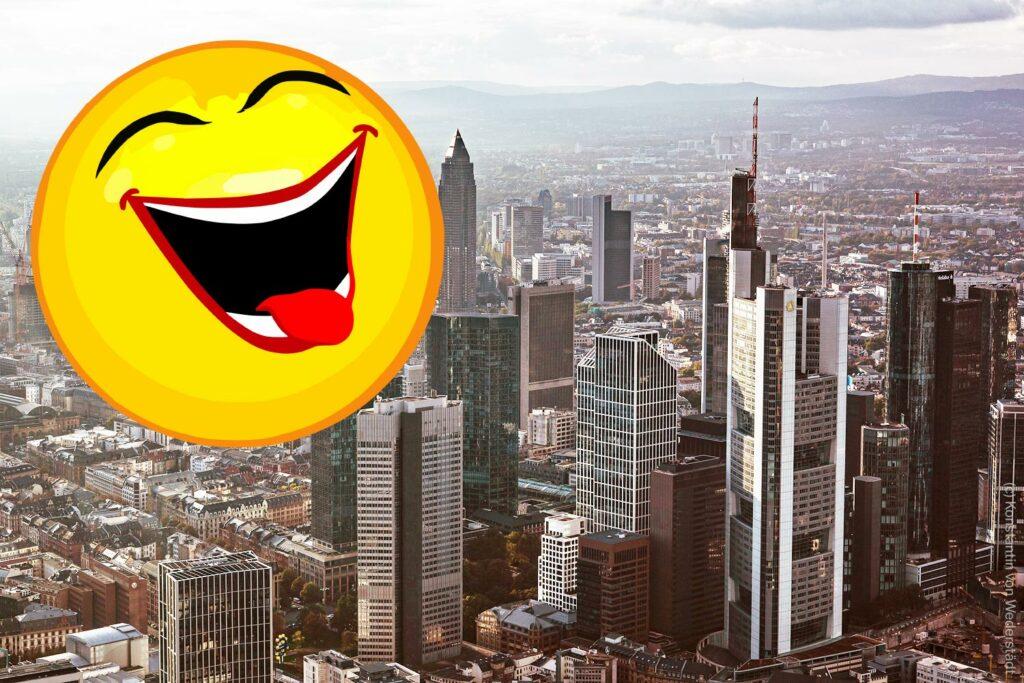 HHEP Frankfurt - Hochhausentwicklungsplan 2021 - Wird der Hochhausplan zur Lachnummer? Hochhäuser Frankfurt - (c) Konstantin von Wedelstädt