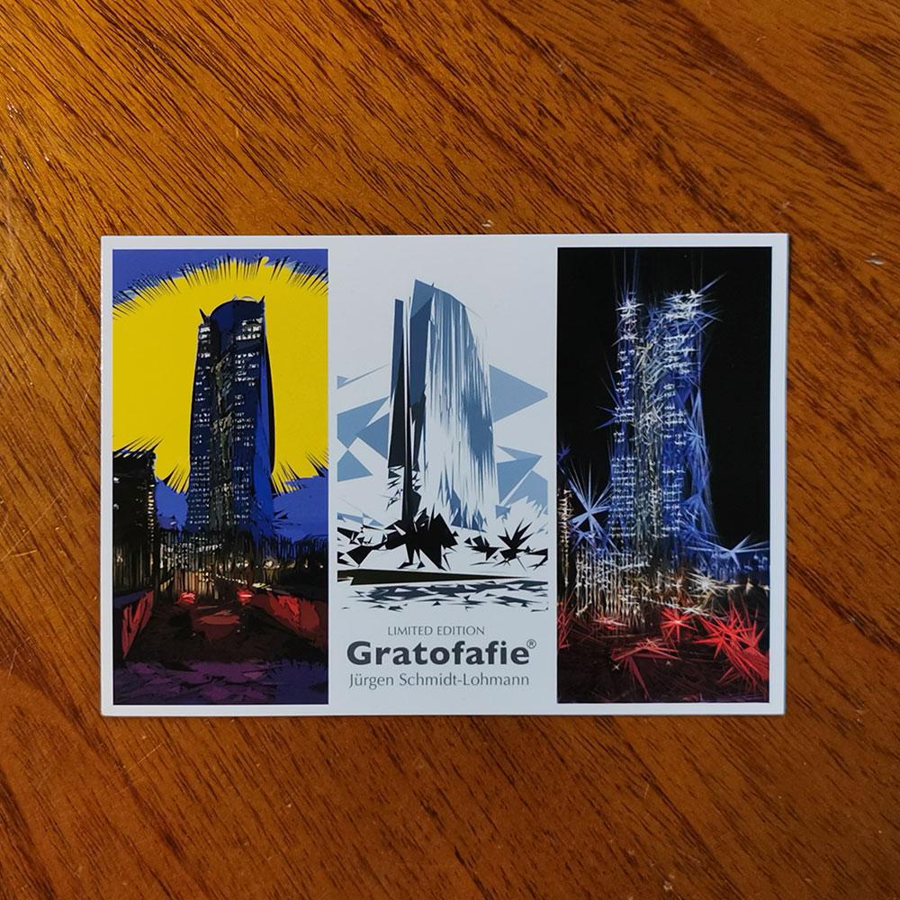 Grafofafie - Fotokunst von Jürgen Schmidt Lohmann aus Gießen