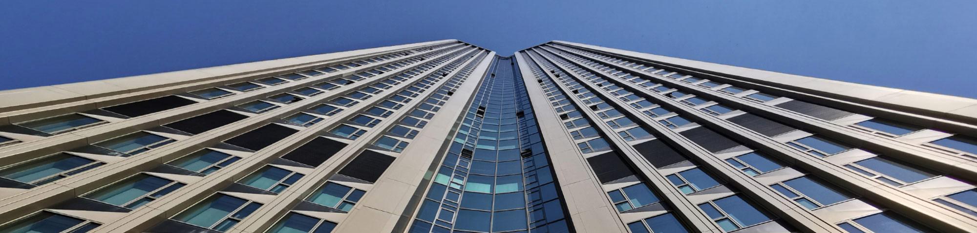 Hochhäuser Frankfurt - Offizielle Höhenangabe - Strukturelle Höhe - Tower 185