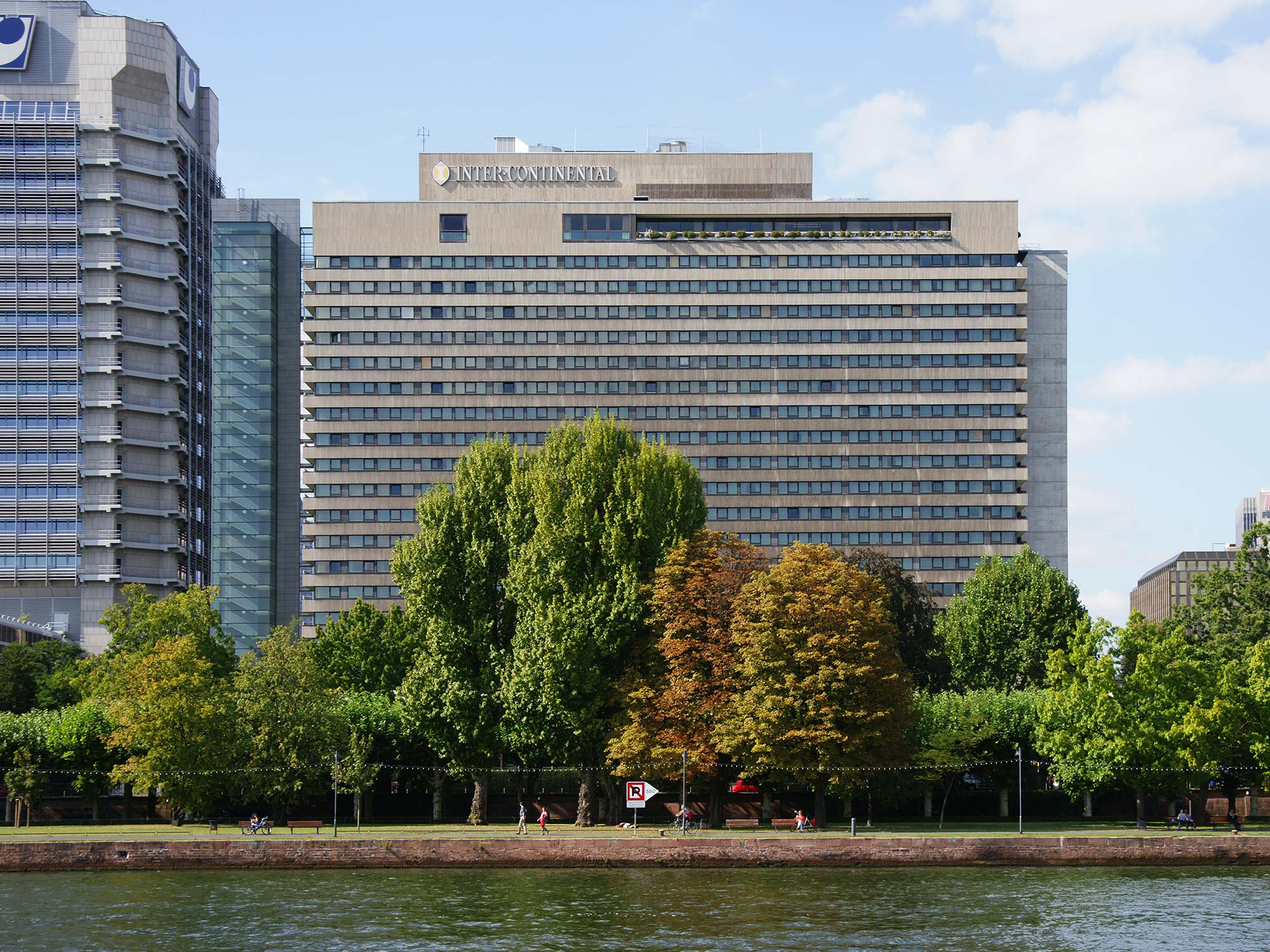 Hotel Inter-Continental Frankfurt/Main - River Wing