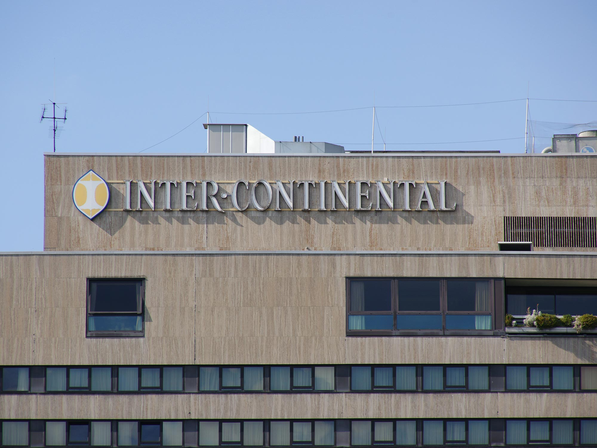 Inter Continental Hotel - Logo Hotel Frankfurt