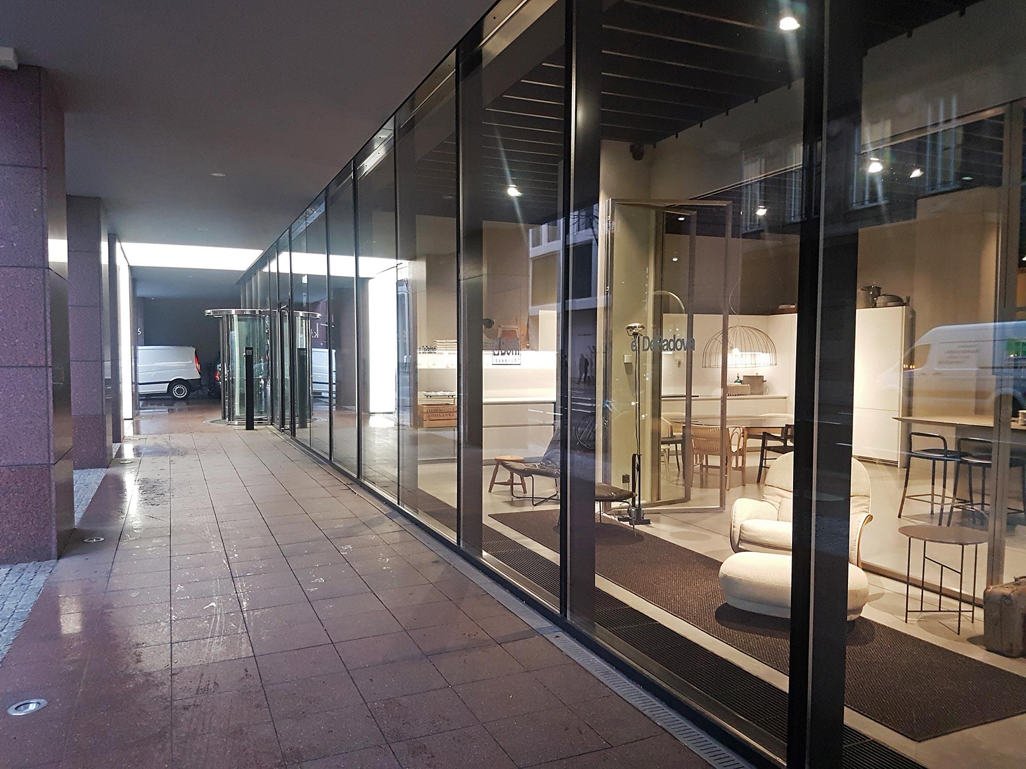 K26 Frankfurt - Arkade am Hochhaus - Einzelhandel - Ladenfläche