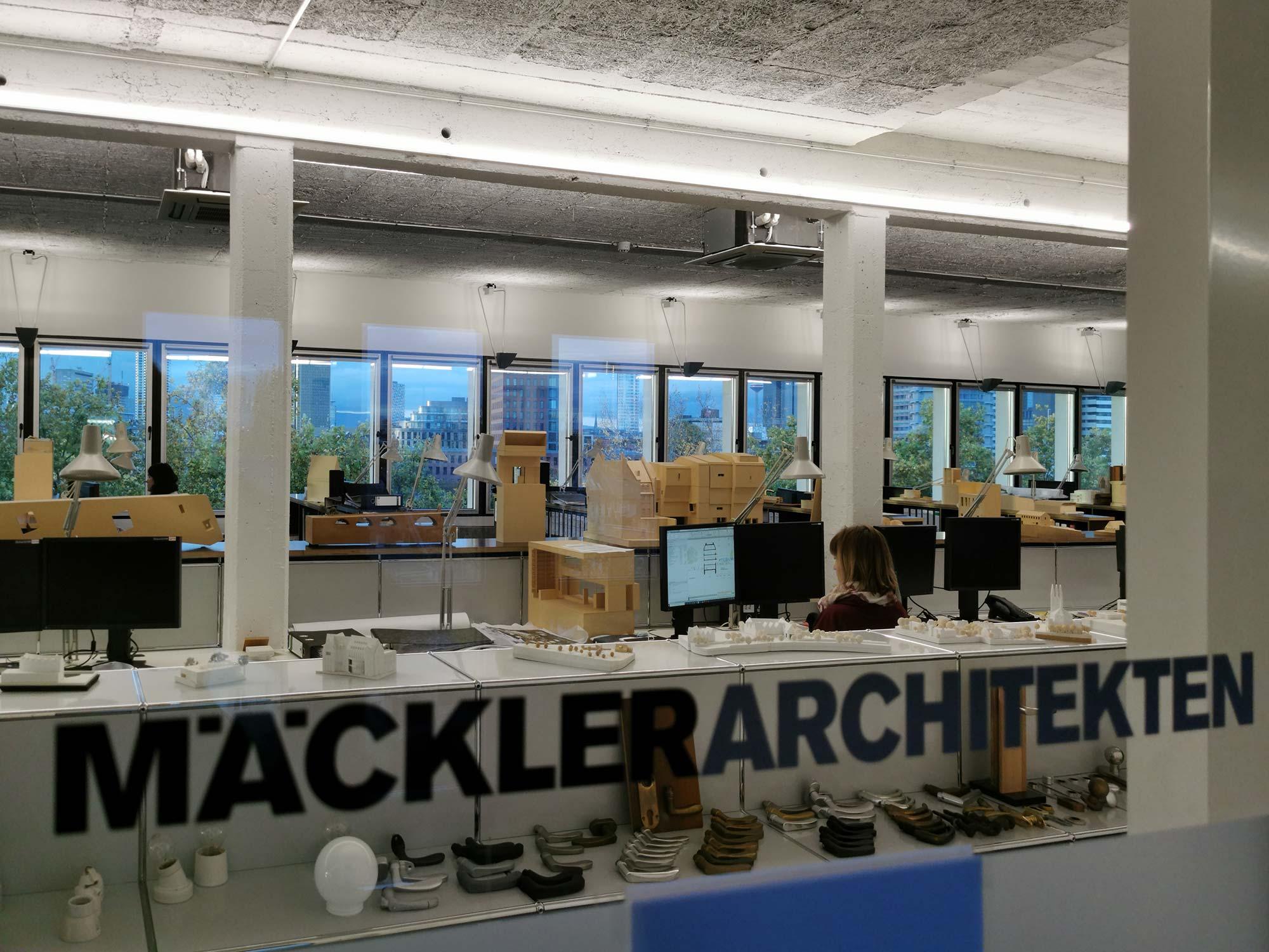 MÄCKLERARCHITEKTEN in Frankfurt am Main - Architekturbüro FFM