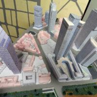 Wie ein Hochhausmodell entsteht