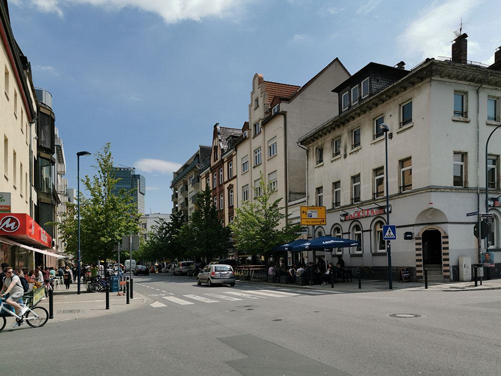 Wohnhäuser in Offenbach - Immobilienpreise steigen auch in Offenbach am Main seit Jahren