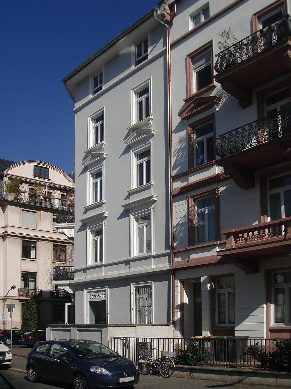 Ganz normale Wohnhäuser - Steigende Wohnkosten sind derzeit ein Problem für viele Bürger