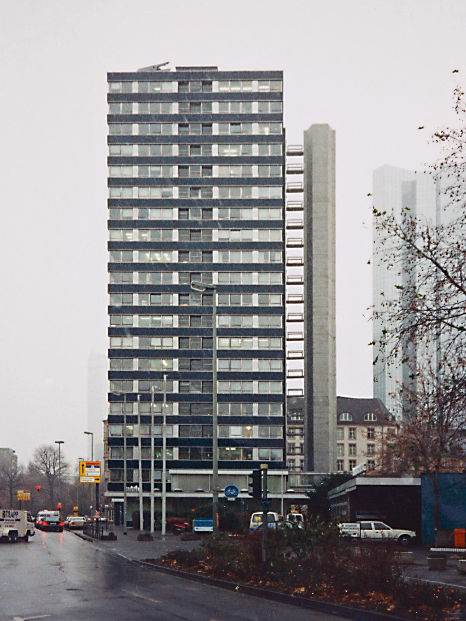 Zürichhaus Frankfurt a/M - Zürich Haus FFM - Hochhaus Zürich-Versicherung