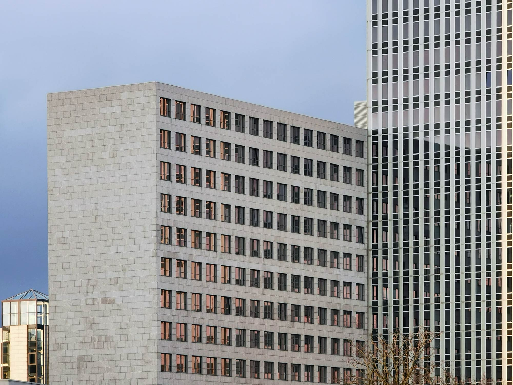 Arcor-Haus Eschborn - Vodafone Tower - Horizon Tower Eschborn