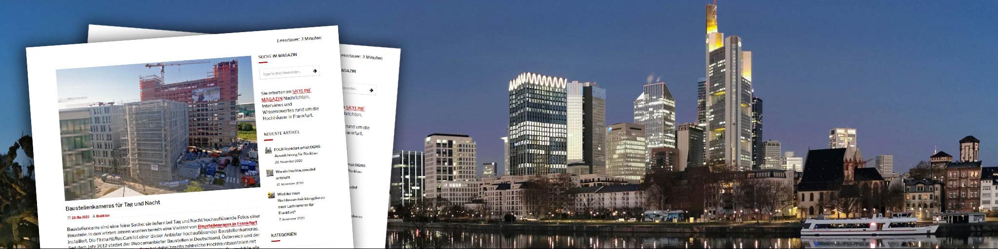 Artikel lancieren - Artikel veröffentlichen - Bericht lancieren - Zeitungsartikel lancieren - Medienbericht anregen - Frankfurt Immobilien Portal - Artikel vorschlagen - Bericht veröffentlichen - Produkt veröffentlichen