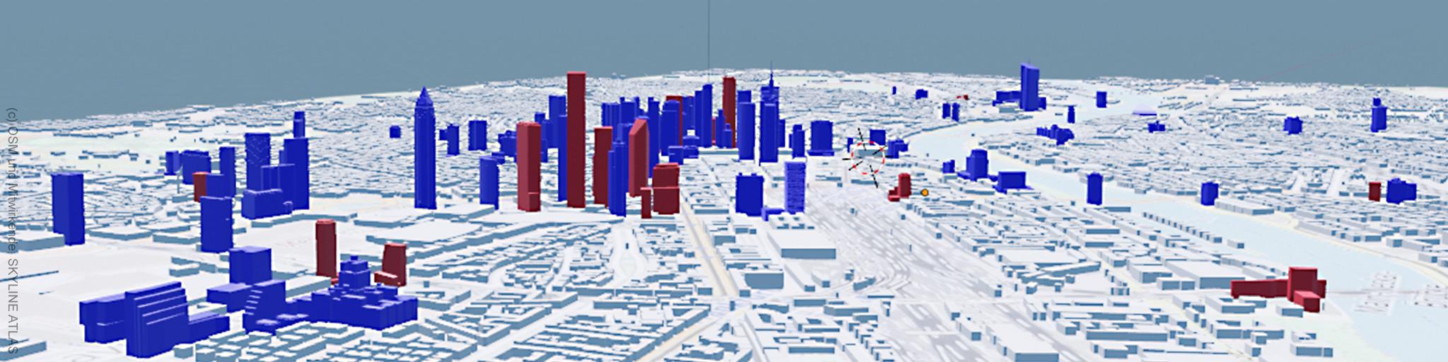 Frankfurt 3D