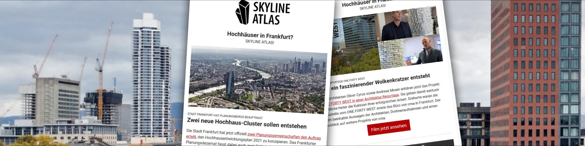 SKYLINE ATLAS Highlight