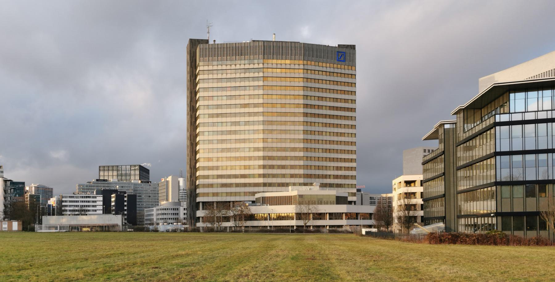 TZE - Technisches Zentrum Eschborn - Deutsche Bank Eschborn - Gewerbegebiet Süd Deutsche Bank AG