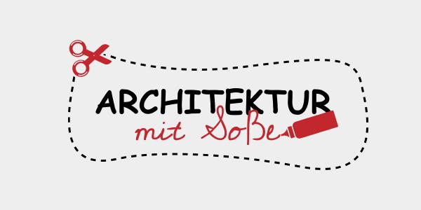 Bastelbögen Architektur - Bauwerke basteln - Architektur mit Sauce