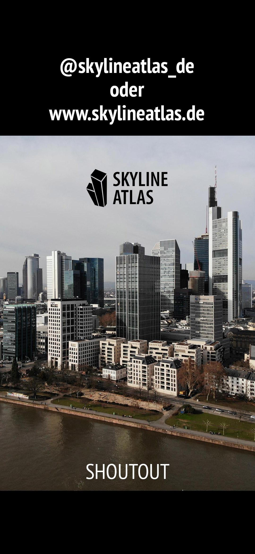 SKYLINE ATLAS - Instagram Shoutout Vorlage - CBD Nr. 3 von 3