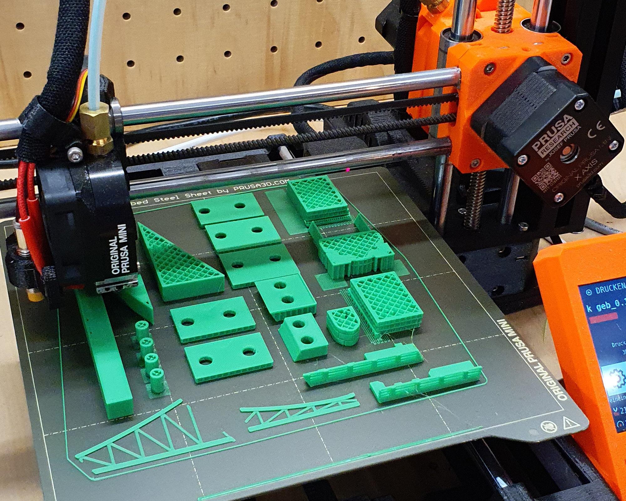 Druckplatte Prusa Minis - 3D Druck