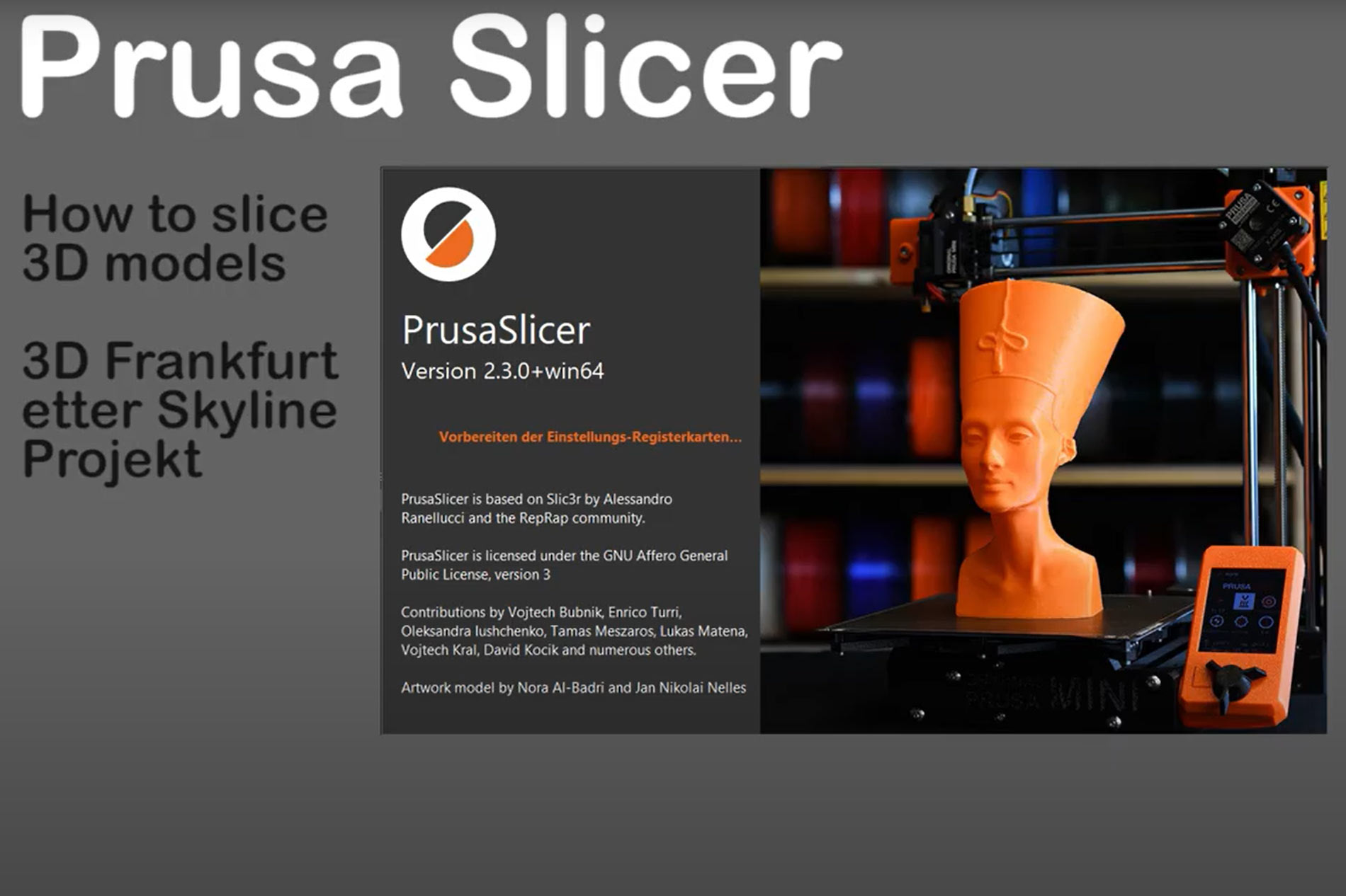 Prusa Slicer