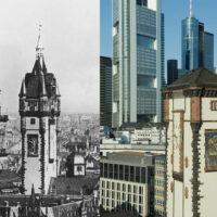 Rathausturm soll wieder aufgebaut werden