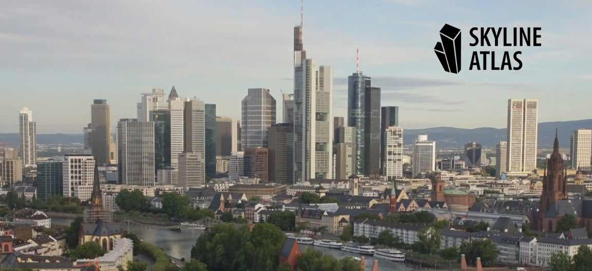 SKYLINE ATLAS - Hochhäuser Frankfurt - Immobilien Frankfurt am Main