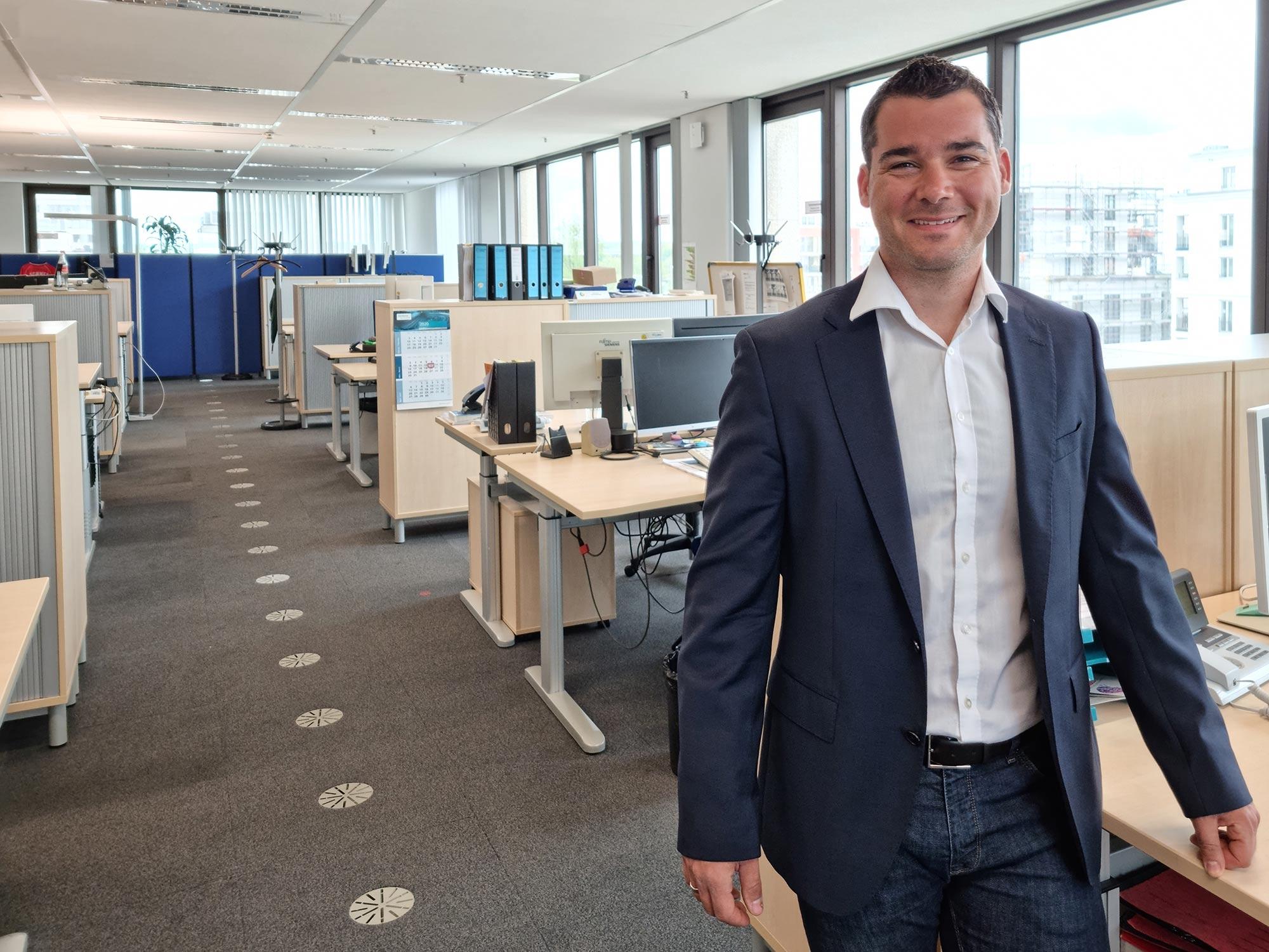 Marco Verardi Frankfurt - Siemens Frankfurt - Siemens Infrastructure - Siemens Smart Infrastructure - Vertriebsleiter Gebäudeautomation Frankfurt am Main