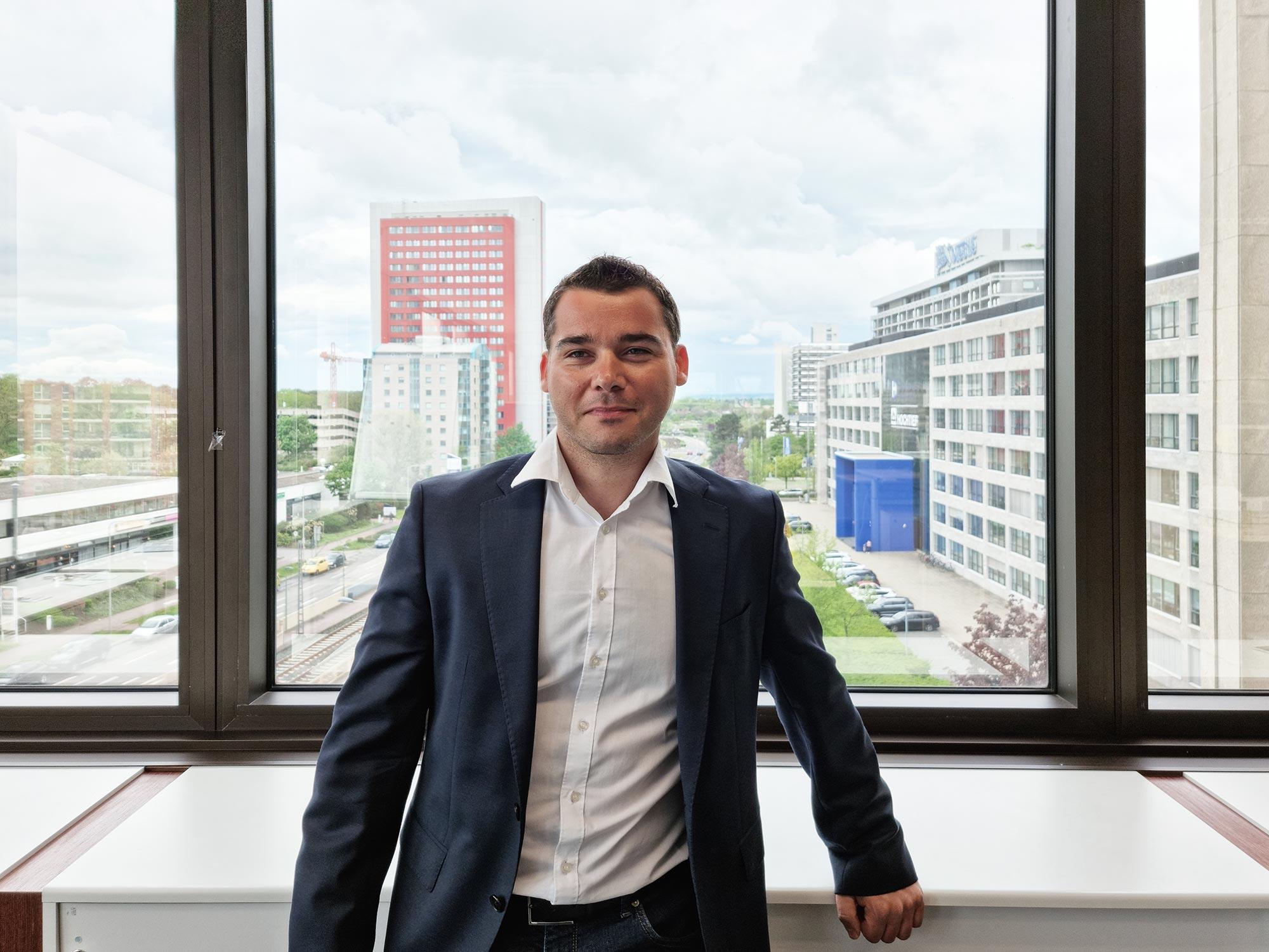Marco Verardi - Siemens Frankfurt - Gebäudetechnik Consulant - Smart Buildings Frankfurt