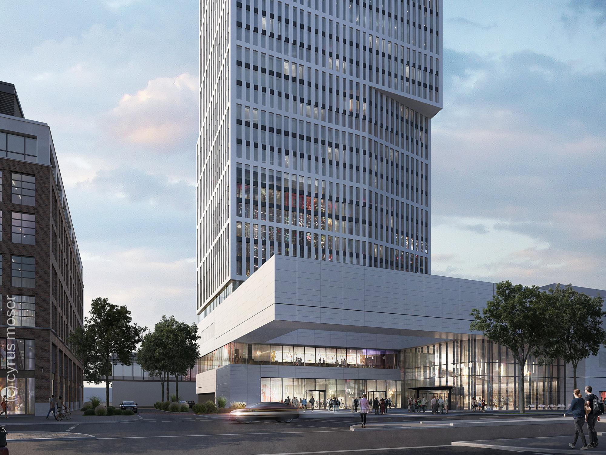 Noerr berät Sparda-Bank Hessen beim Erwerb des Sparda-Bank Towers