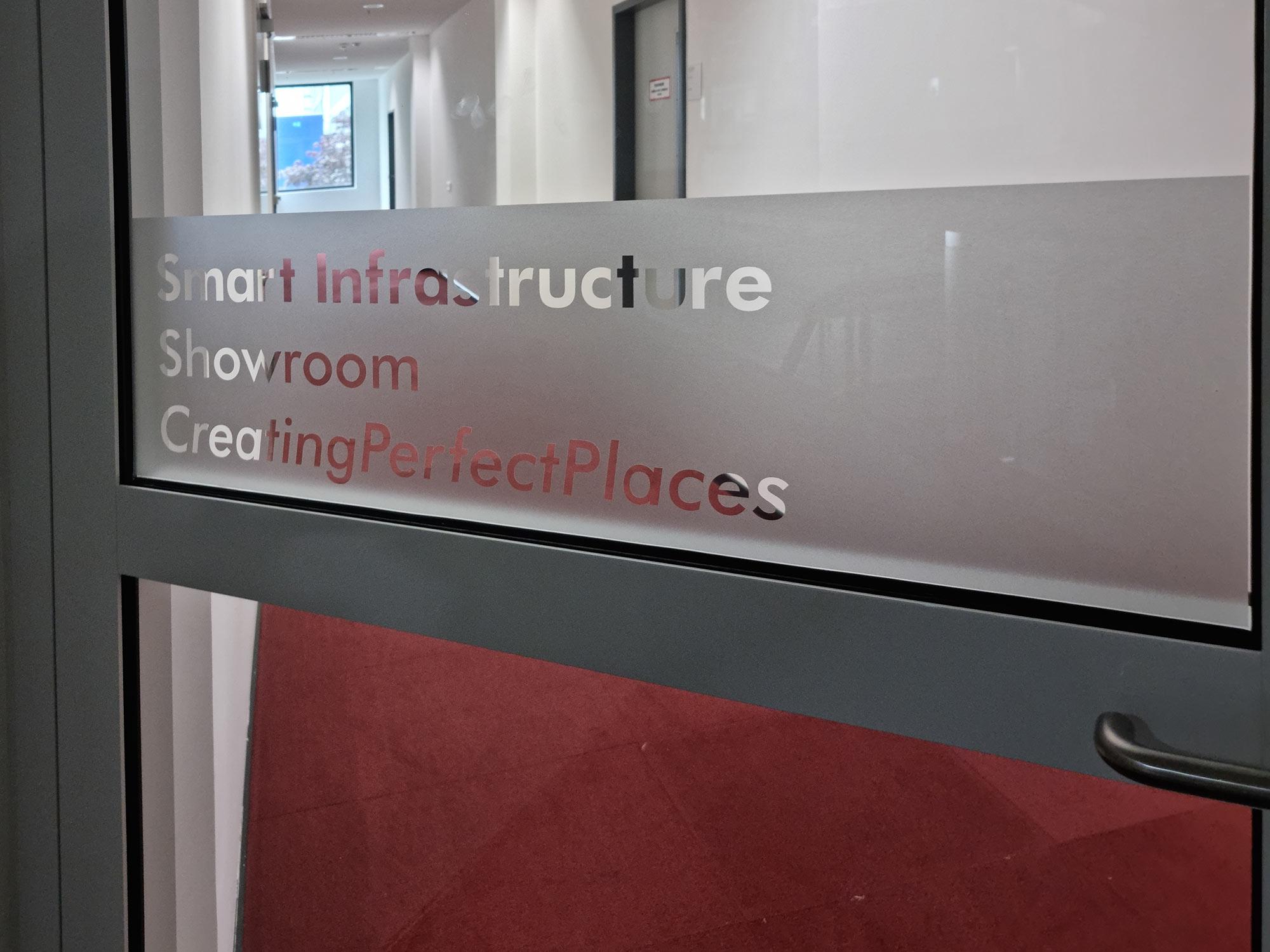 Smart Infrastructure Showroom - Smart Buildings Showroom - Siemens Frankfurt - Gebäudetechnik