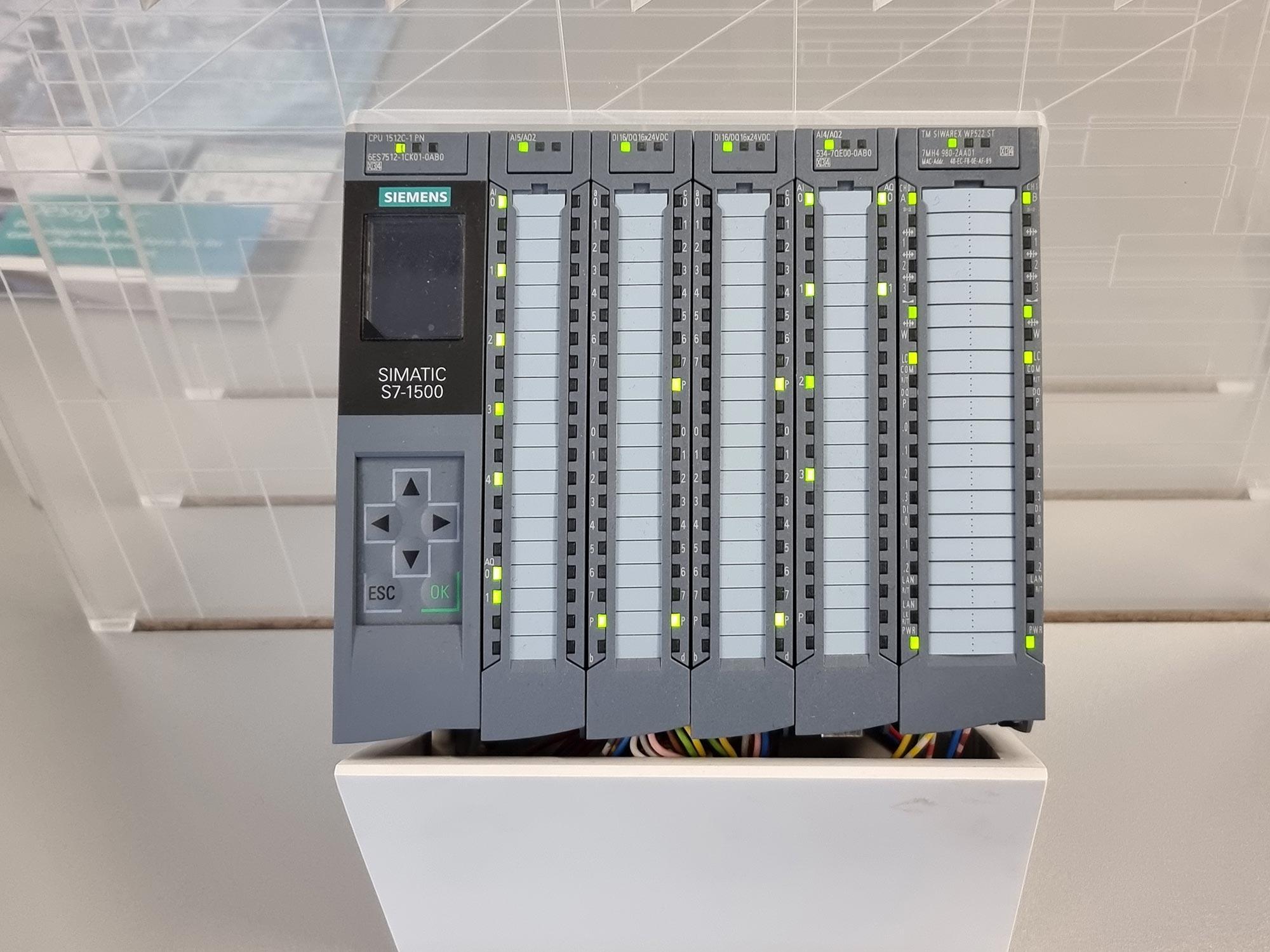 Simatic S7-1500 von Siemens