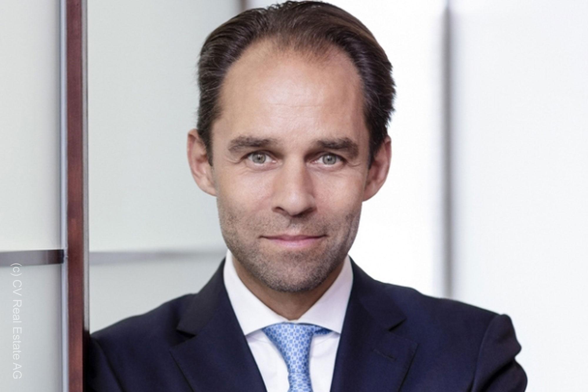 Christian Vogrincic - CV Real Estate AG