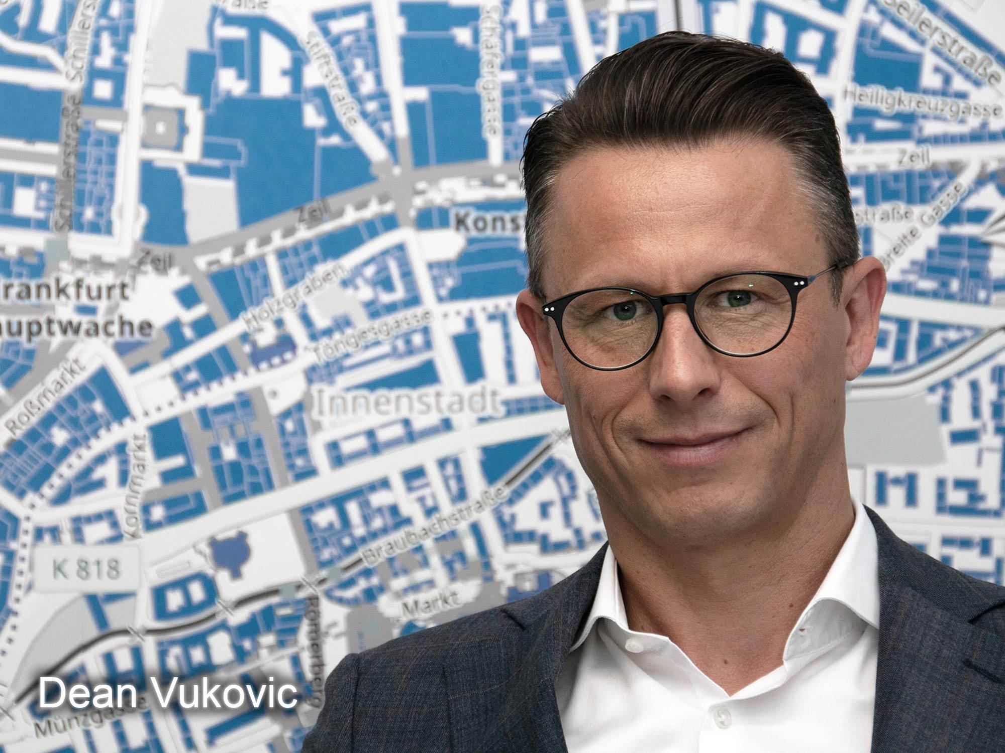 Dean Vukovic - SKYLINE ATLAS GmbH - Geschäftsführer
