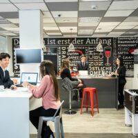 K-1 Frankfurt: Innovative Lösungen für Unternehmer